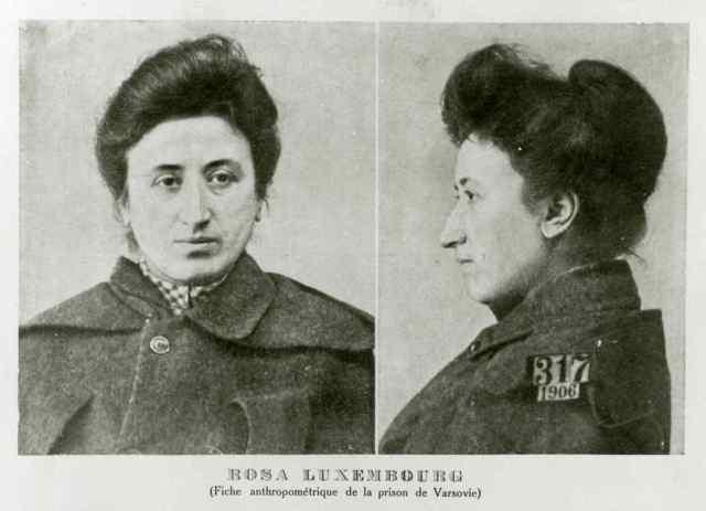 19 avril 2017 : Rosa Luxemburg