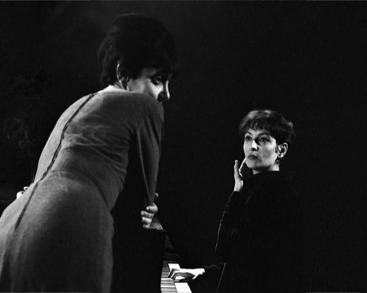 Mardi 6 février 21h projection de «Discorama, signé Glaser» d'Esther Hoffenberg