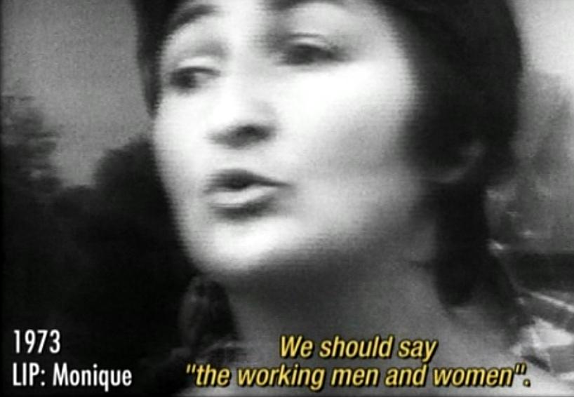 Jeudi 24 mai à la cinémathèque de Toulouse Les LIP de Carole Roussopoulos & le militantisme féministe après 68