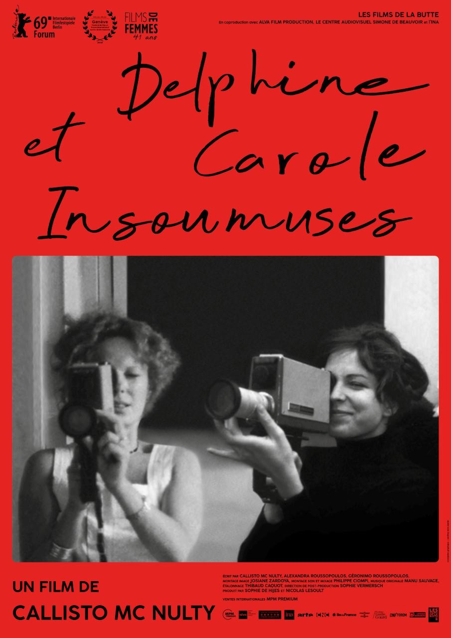 """""""Delphine et Carole, insoumuses"""" à la Berlinale du 7 au 17 février 2019)"""