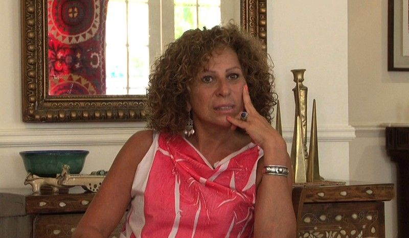 """2 juillet 2019 à 20h30 projection de """"Palestine, de fil en aiguille"""" de Carol Mansour"""