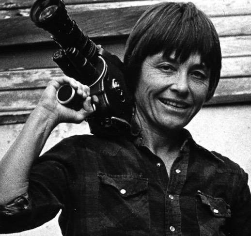 3 juillet 2019 séance de courts métrages de Barbara Hammer à la Cinémathèque française