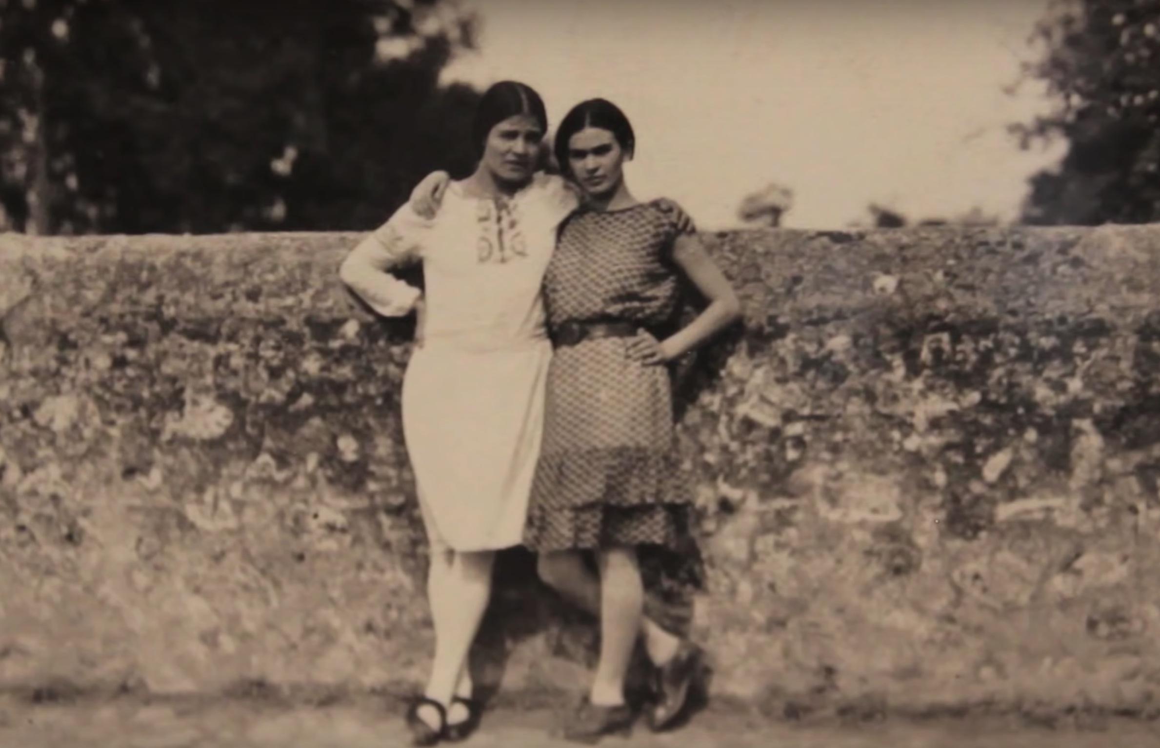 """26 novembre à 20h30 Laura Mulvey présente """"Frida Kahlo & Tina Modotti"""" et """"Amy!"""""""