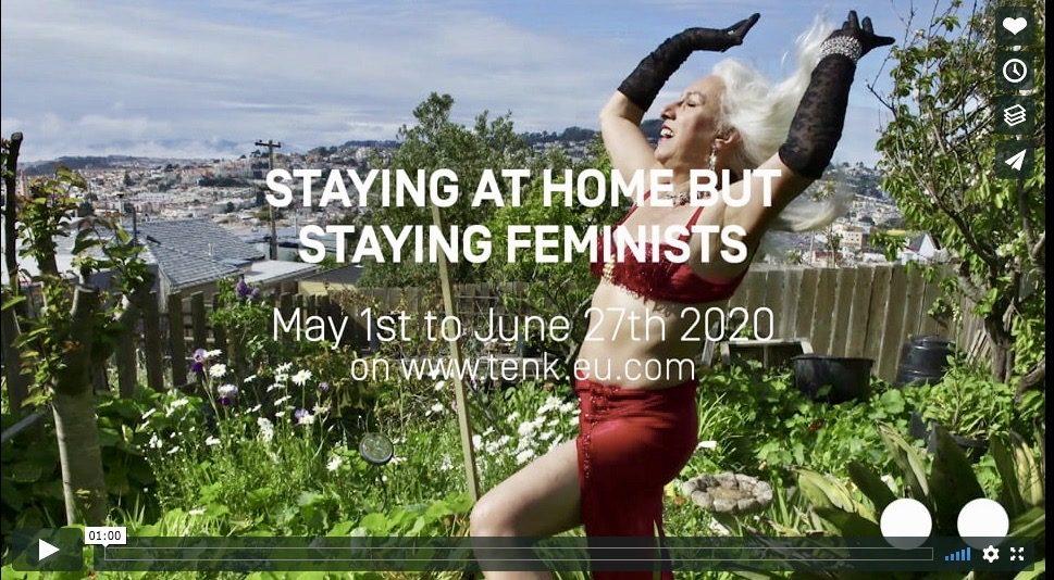 Restons confiné.e.s, restons féministes : 5 films à découvrir sur Tënk