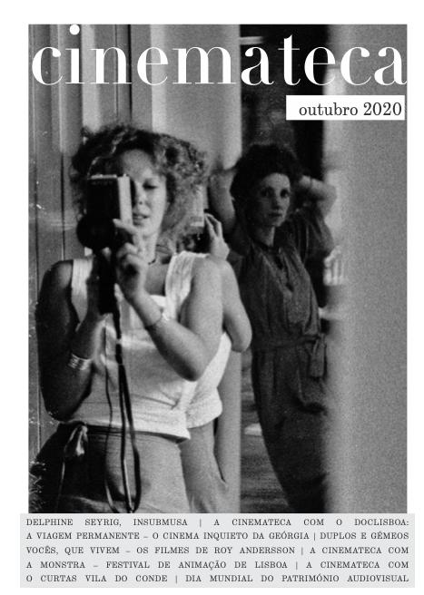 9 -21 octobre 2020 : rétrospective Delphine Seyrig à Lisbonne dans le cadre de la Festa do cinema francês