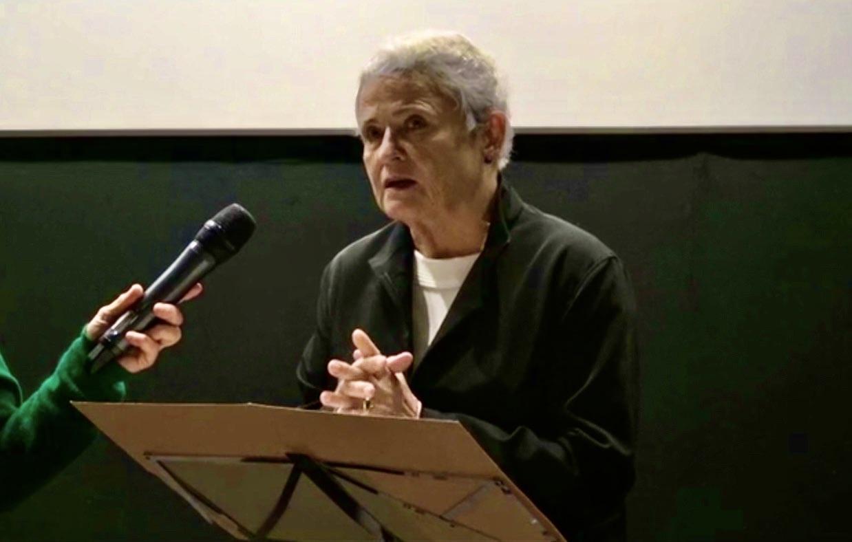 """Visionnez """"les Festins de Geneviève Fraisse"""", séance enregistrée le 18 octobre 2020 au Cinéma Le Luminor-Hôtel-de-Ville"""